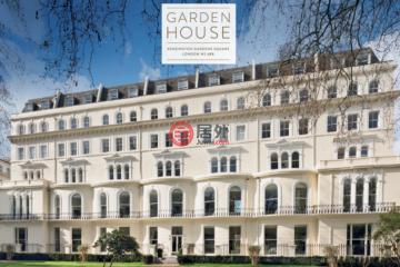 居外网在售英国1卧1卫历史建筑改造的房产总占地279平方米GBP 1,280,000