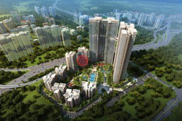 居外网在售马来西亚4卧4卫新开发的房产总占地257平方米MYR 1,935,568