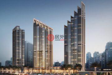 居外网在售阿联酋1卧2卫新房的房产总占地257平方米AED 1,820,000
