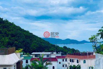 居外网在售中国香港2卧1卫局部整修过的房产总占地65平方米HKD 8,800,000