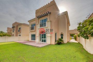居外网在售阿联酋迪拜5卧6卫的房产总占地619平方米AED 3,900,000