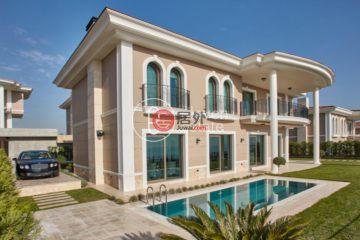 居外网在售土耳其4卧5卫新房的房产总占地1200000平方米TRY 8,717,500