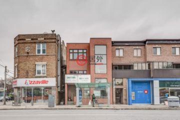 居外网在售加拿大多伦多CAD 3,850,000总占地483平方米的商业地产