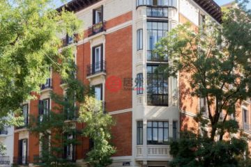 居外网在售西班牙马德里5卧6卫的房产EUR 4,850,000