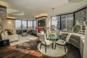 居外网在售美国曼哈顿1卧1卫的房产总占地80平方米USD 1,400,000