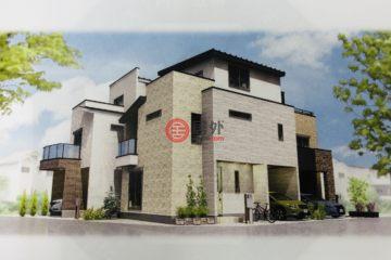居外网在售日本4卧2卫新房的房产总占地110平方米JPY 37,800,000