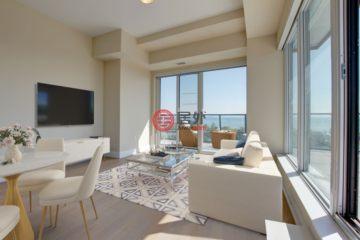 居外网在售加拿大2卧2卫新房的公寓总占地94平方米CAD 1,680,000