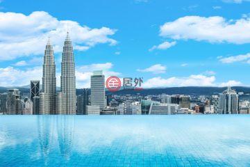 居外网在售马来西亚2卧2卫曾经整修过的房产总占地98平方米MYR 1,894,500