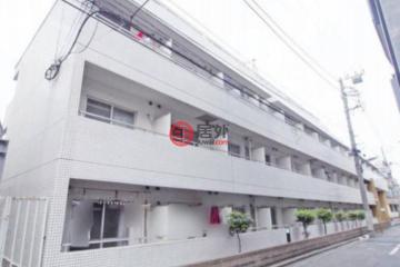 日本房产房价_Tokyo房产房价_居外网在售日本Tokyo1卧1卫的房产总占地14平方米JPY 9,000,000