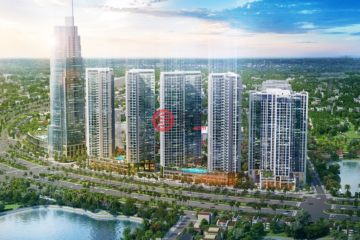 居外网在售越南3卧3卫新开发的房产总占地143600平方米USD 207,000
