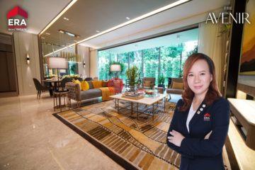 居外网在售新加坡5卧4卫新开发的公寓总占地16000平方米SGD 7,530,000
