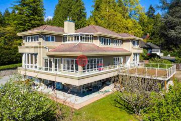 居外网在售加拿大7卧9卫的独栋别墅总占地1312平方米CAD 5,388,000
