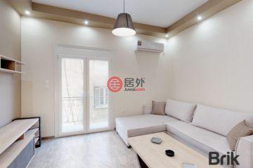 居外网在售希腊2卧1卫最近整修过的房产总占地73平方米EUR 150,000