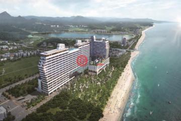 居外网在售韩国江陵市总占地30827平方米的商业地产