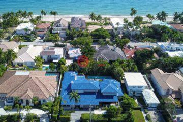 美国房产房价_佛罗里达州房产房价_劳德代尔堡房产房价_居外网在售美国劳德代尔堡4卧4卫原装保留的房产总占地1115平方米USD 1,865,000