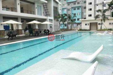 居外网在售菲律宾2卧1卫原装保留的房产总占地32平方米PHP 3,300,000