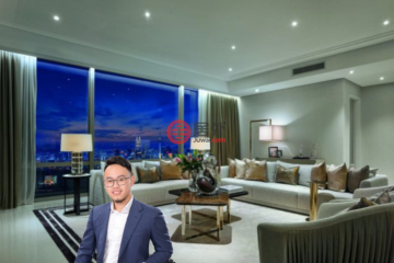 居外网在售马来西亚吉隆坡3卧3卫的房产总占地150平方米MYR 4,888,888