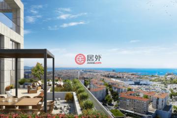 居外网在售土耳其Küçüksu1卧1卫的房产总占地58平方米TRY 1,200,000