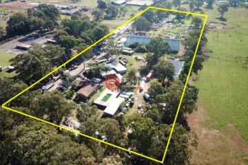 居外网在售澳大利亚Llandilo总占地28140平方米的土地