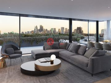 居外网在售澳大利亚2卧新开发的新建房产总占地181平方米AUD 1,800,000起