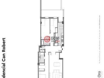 西班牙BarcelonaBarcelona的新建房产,Sitges,编号37057095