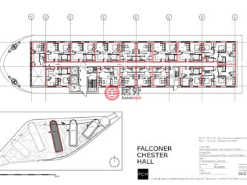 英国英格兰的新建房产,Pomona Island, Manchester, M16 0TT,编号51643846