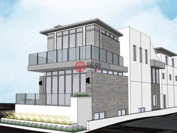 居外网在售美国赫莫萨比奇5卧6卫的房产总占地221平方米USD 10,900,000