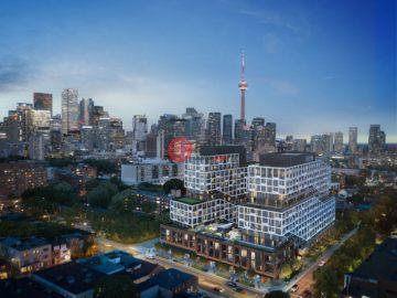 居外网在售加拿大多伦多新开发的新建房产CAD 705,000起