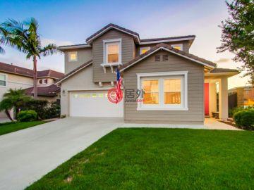 美國房產房價_加州房產房價_卡爾斯巴德房產房價_居外網在售美國卡爾斯巴德4臥3衛的房產總占地527平方米USD 889,909