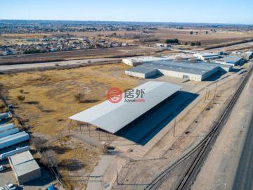 居外网在售美国埃尔帕索总占地22832平方米的仓库