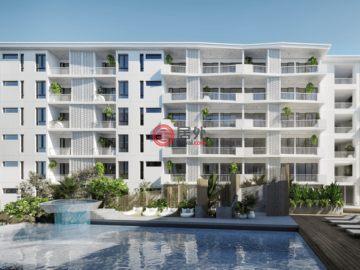 居外网在售柬埔寨2卧2卫新开发的新建房产总占地6345平方米USD 174,800起