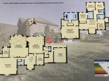 英国英格兰埃克塞特的房产,编号53553043