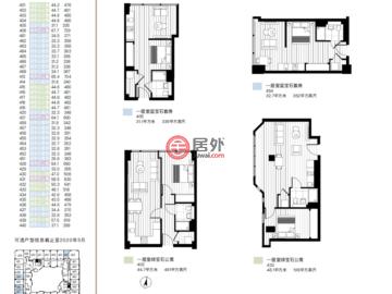 英国英格兰伦敦的新建房产,Westgate Hanger Lane,编号54957361