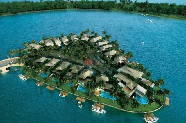 Pearl island