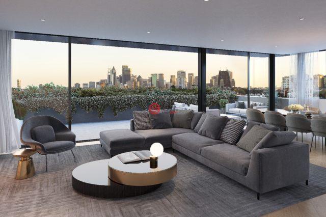 悉尼的新建房產