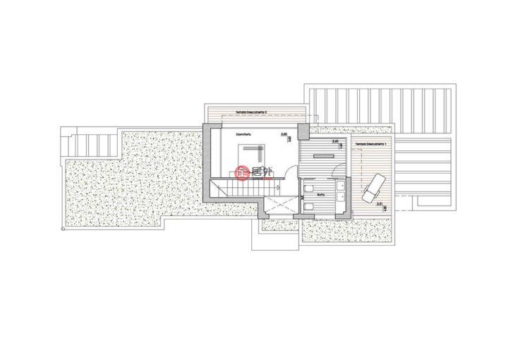 西班牙Alicante/AlacantJávea的房产,编号49008228
