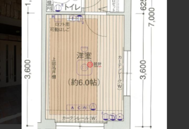 日本大阪府大阪市的房产,豊崎,编号51707657