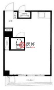 日本Tokyo Prefecture东京的公寓,台東1-3-1,编号57497887