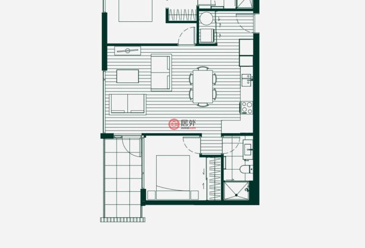 新西兰AucklandAuckland的房产,2 Munroe Ln,编号53415369
