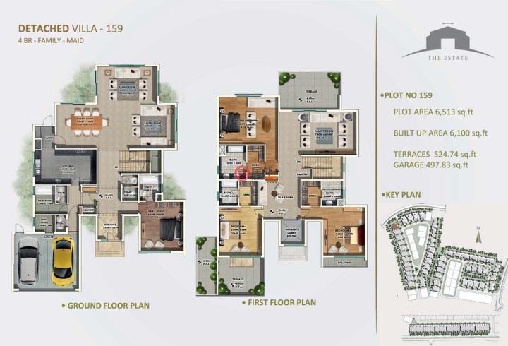 阿联酋迪拜迪拜的房产,Al Furjan,编号51457520