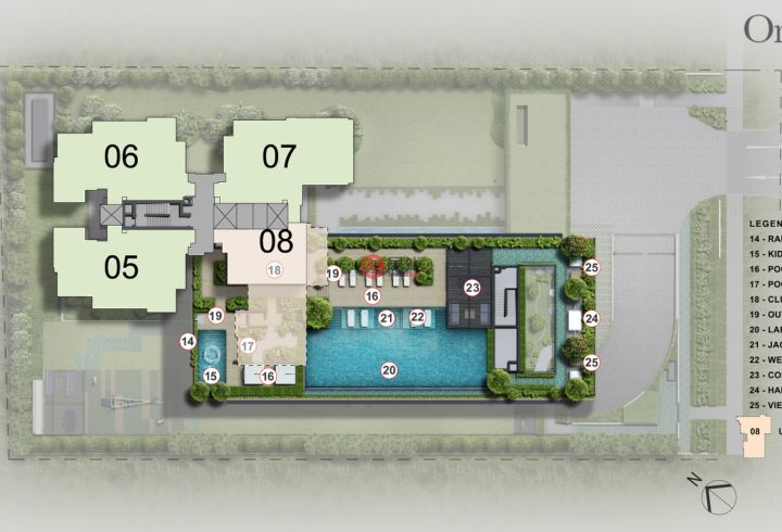 新加坡SingaporeSingapore的新建房产,编号56784686