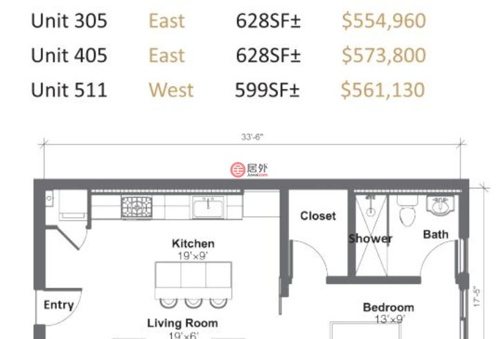 美国加州洛杉矶的房产,DTLA,编号50506735