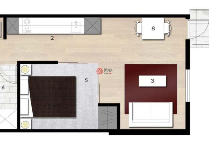 新西兰AucklandAuckland City Central的房产,106  Vincent street,编号56956741