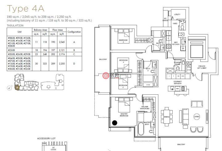 新加坡SingaporeSingapore的房产,Marina one, 23 Marina way,编号53942529