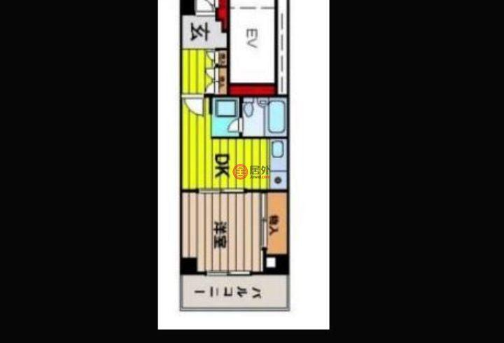 日本大阪府Osaka的房产,大阪市中央区船越町2-3-8,编号45482755