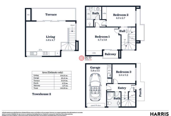 澳大利亚南澳大利亚Prospect的房产,107 Churchill Road,编号48129643