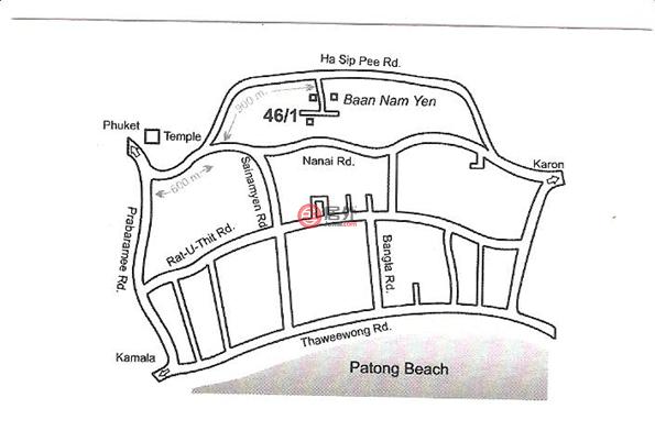 泰国普吉府的房产,46/1 Hasip Pee Road,编号47038207