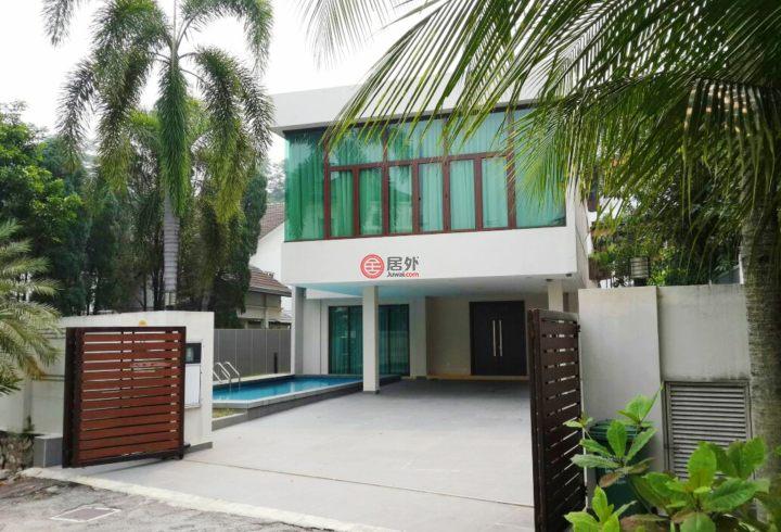 马来西亚6卧5卫最近整修过的房产,编号22252