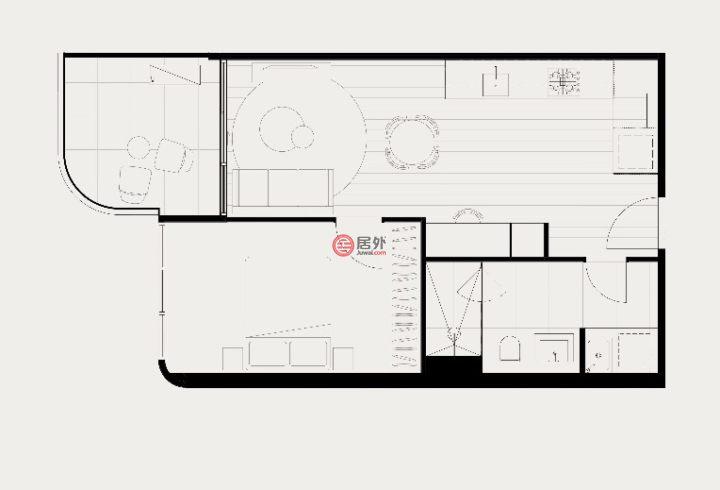 澳大利亚维多利亚州墨尔本的新建房产,42-48 Claremont Street,编号35031149