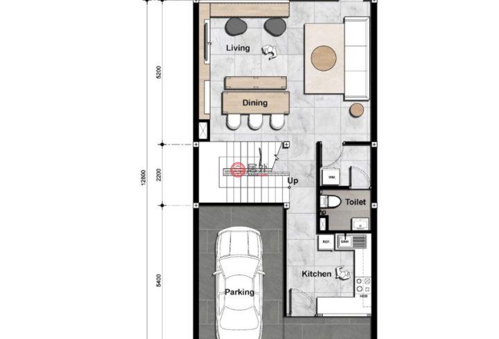 泰国普吉府的新建房产,奈汉海滩旁,编号51457565